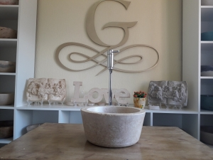 Cuba Pequena para Banheiro e Lavabo - Grife 86